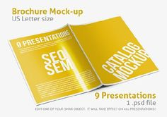 30 Creative Brochure Designs for inspiration Creative Brochure, Brochure Design, Letter Size, Presentation, Lettering, Inspiration, Biblical Inspiration, Flyer Design, Drawing Letters