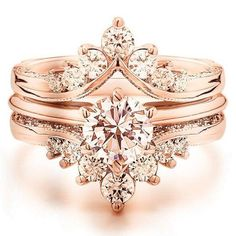 62395c1383d1 luxury rose gold engagement ring vintage for your perfect wedding 113  femaline