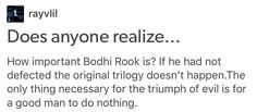 Rogue One, Star Wars, Bodhi Rook
