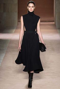 Victoria Beckham Fall 2015 Ready-to-Wear Fashion Show - Vanessa Moody