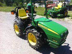 2011 John Deere 20A Tractor