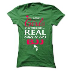 Description: Real girls love BJJ