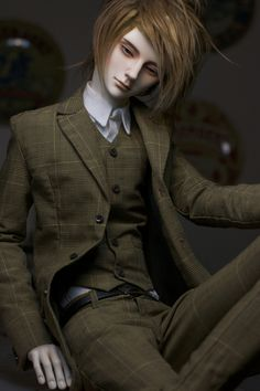 male bjd   | Nice and beauty of Cute Well Dressed Bjd Male Doll is one of AllDolls ...