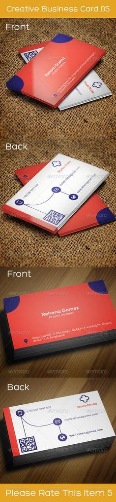 Creative Business Card 05