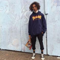 cool street | thrasher
