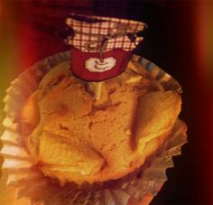 Muffins pommes cassis