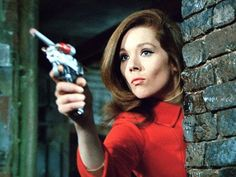 The Avengers (1965 TV) Diana Rigg as Mrs. Emma Peel