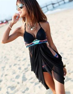 Aliexpress.com : Buy New Arrival Korean Style Steel Push Up Sexy One Piece Swimsuit For Women In Summer Women's Sexy Bikinis Set On Beach fr...