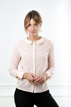 f9e303677e2c1 83 Best Sezané, Balzac Paris etc. images   Blouses, Woman clothing ...