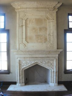 Mantels, Fireplaces & Chimneys