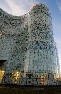Nice Library Brandenburg University of Technology Cottbus uSenftenberg Herzog u de Meuron
