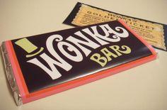 $3.95 replica Wonka Bar