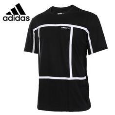 Original New Arrival 2017 Adidas NEO Label M CS TEE Men's T-shirts short sleeve Sportswear #Affiliate