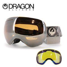【楽天市場】2015年モデル dg722-5028 【DRAGON/ドラゴン】ゴーグル APX Focus /Ion スペアレンズ付 アジアンフィット:SNB-SHOP