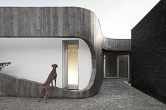 Частный дом от A2+ Arquitectos в Португалии