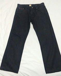 Hugo Boss Orange Men's Jeans Black W34 L29