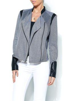 CHEVRON JACKET, $165.00 @Shoptiques #shoppinglist