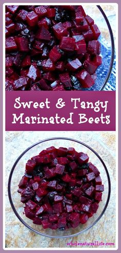 Sweet and Tangy Marinated Beets (w/ prunes) A healthy, real food recipe; Beet Recipes, Veggie Recipes, Fall Recipes, Whole Food Recipes, Vegetarian Recipes, Cooking Recipes, Healthy Recipes, Smoothie Recipes, Gastronomia
