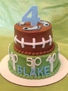 Cute kids UNC birthday cake! @University of North Carolina at Chapel Hill #UNC #tarheels #birthday #cake