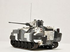 AIFV o YPR-765-Armoured Infantry Fighting Vehicle-USA