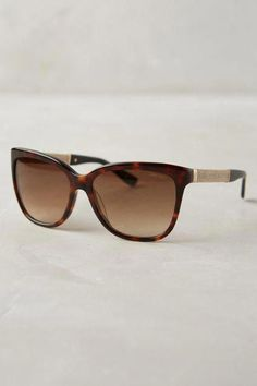08cf15a5cbf Jimmy Choo Cora Sunglasses Brown One Size Eyewear