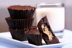 Raw Tahini Butter Chocolate Cups from Olives for Dinner vegan Raw Vegan Desserts, Raw Vegan Recipes, Vegan Sweets, Healthy Desserts, Delicious Desserts, Dessert Recipes, Vegan Raw, Vegan Meals, Vegan Life