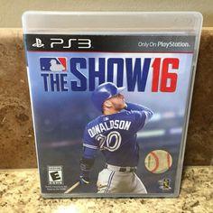 adfb57fef9ffb MLB  The Show 16 (Sony PlayStation 3