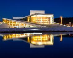 opera house oslo - Cerca con Google
