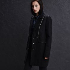 LR103-99X Fancy, Coat, How To Wear, Jackets, Stuff To Buy, Clothes, Style, Fashion, Down Jackets