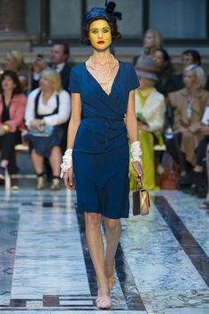 Vivienne Westwood Red Label Spring 2013 Ready-to-Wear Collection Slideshow on Style.com