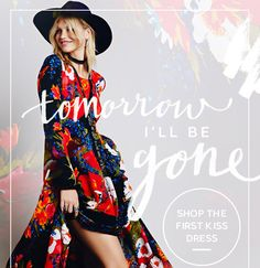 Free People: Tomorrow I'll Be Gone... | Milled
