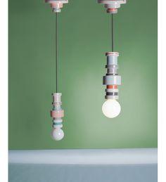 Lampa wisząca Moresque Seletti - Turn Collection