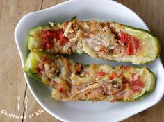 courgettes farcies façon pizza (2)