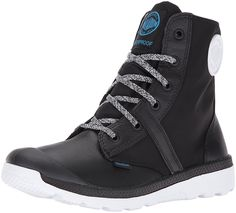 Palladium Boots Womens Women's Pallaville Hi Rise WP Rain Shoe * Learn more by visiting the image link.