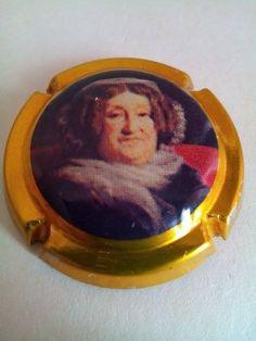 Capsule de champagne VEUVE CLICQUOT Jéroboam (ma ref c11 personnel)