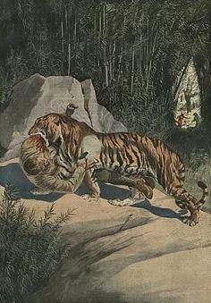 Man Vs Nature, Crime, Painting, Animals, French, Twitter, Art, Art Background, Animales