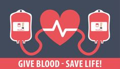 Give #Blood - Save Life!