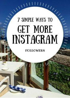 Get more Instagram followers using our simple 7 Steps!  These simple ways to increase Instagram interaction are ideal for small business, website owners, and bloggers!