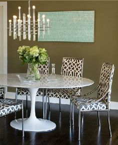 One day I will own a Saarinen table... one day.
