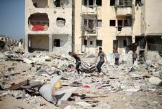 GUERRA SANTA 07 - 9 de Julio - En su segundo día, la operación Margen Protector deja 35 palestinos muertos. Por su parte Hamas continua con el lanzamiento de cohetes sobre territorio israelí.