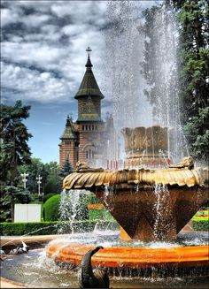 Romania Transylvania Timisoara by ~micro27 on deviantART