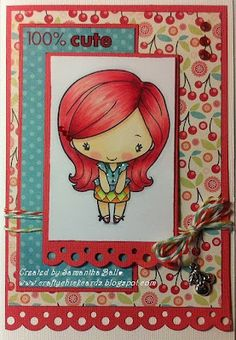 Craftychick Cards: Mad for Markers - R or RV Markers