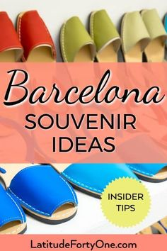 What to Buy in Barcelona: Souvenirs and gifts ideas. Products you can find in boutiques, department stores, and specialty shops. Food items, unique design gifts, and original art! Barcelona Spain Travel, Shopping In Barcelona, Barcelona Fashion, Spain Souvenirs, Travel Souvenirs, Travel Destinations, Spain And Portugal, What To Pack, Unique Recipes