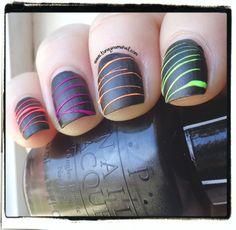 PiggieLuv: May 2014 #prom nail art