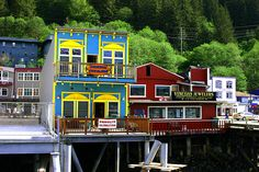 Juneau PortBy: isabel c c rodriguezPort-side shops in Juneau