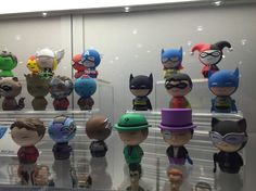 """FUNKO INTRODUCES NEW DC AND MARVEL """"DORBZ"""" VINYL COLLECTION AT TOY FAIR 2015!"""