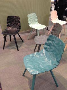DENT Wood kėdė. DizainasJon Lindstrom ir Henrik Kjellberg, 2014.
