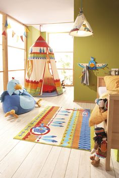"Kinderzimmer ""Indianer"""