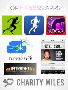 Trying to get back into the fitness routine?Feel the burn and try these top #fitness apps!