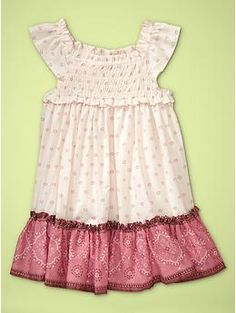got this dress also for my baby girl she is going to have alot of cute dresses for the summer time:)